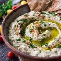 Authentic Baba Ganoush Recipe!