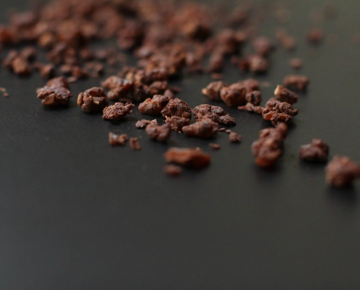 HCLF Chocolate Bits - FeastingonFruit.com