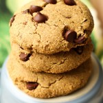 Easy Vegan Chocolate Chip Cookies - FeastingonFruit.com