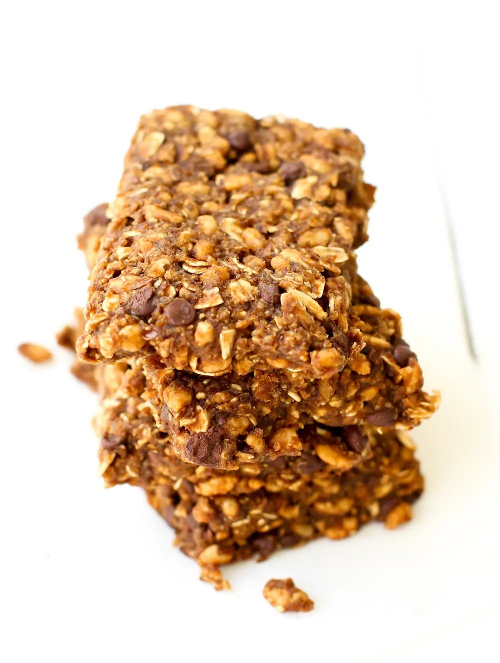 DIY CHOCOLATE CHIP CLIF BARS
