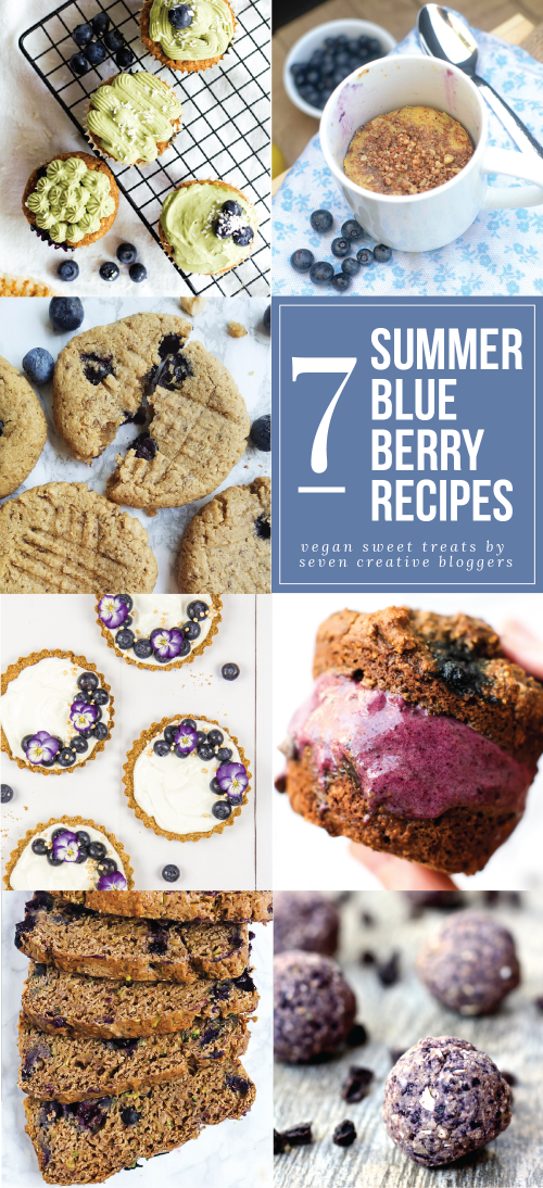 Blueberry Blogger Collaboration