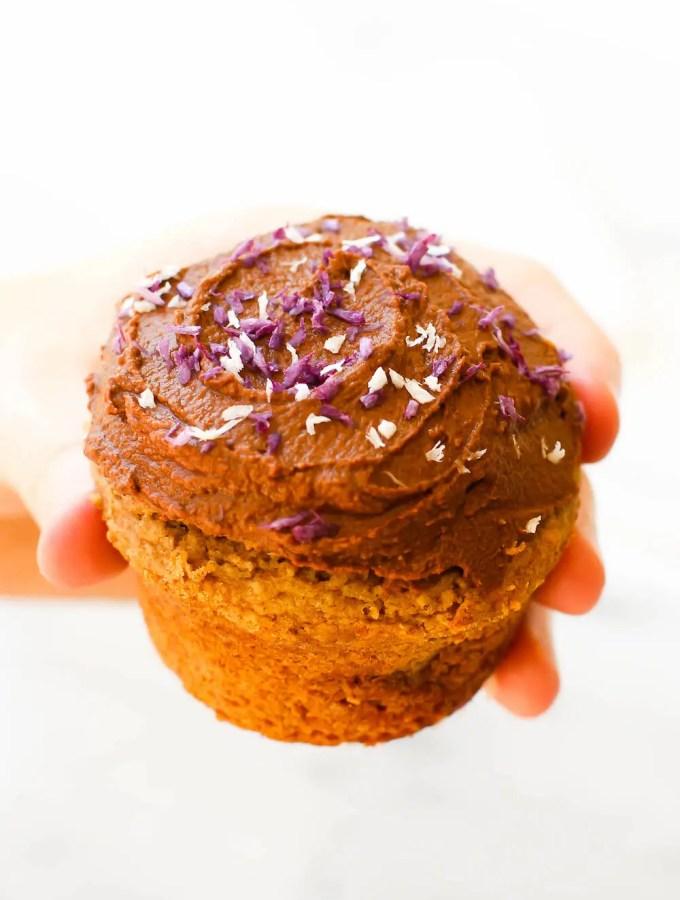 Vegan Sugar Free Monkey Cake
