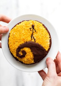 The Nightmare Before Christmas Cookie