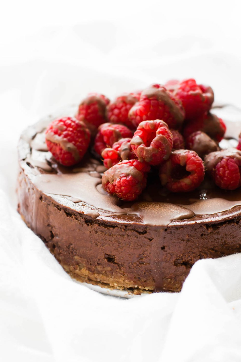 Low Fat Chocolate Mousse Cake Recipe