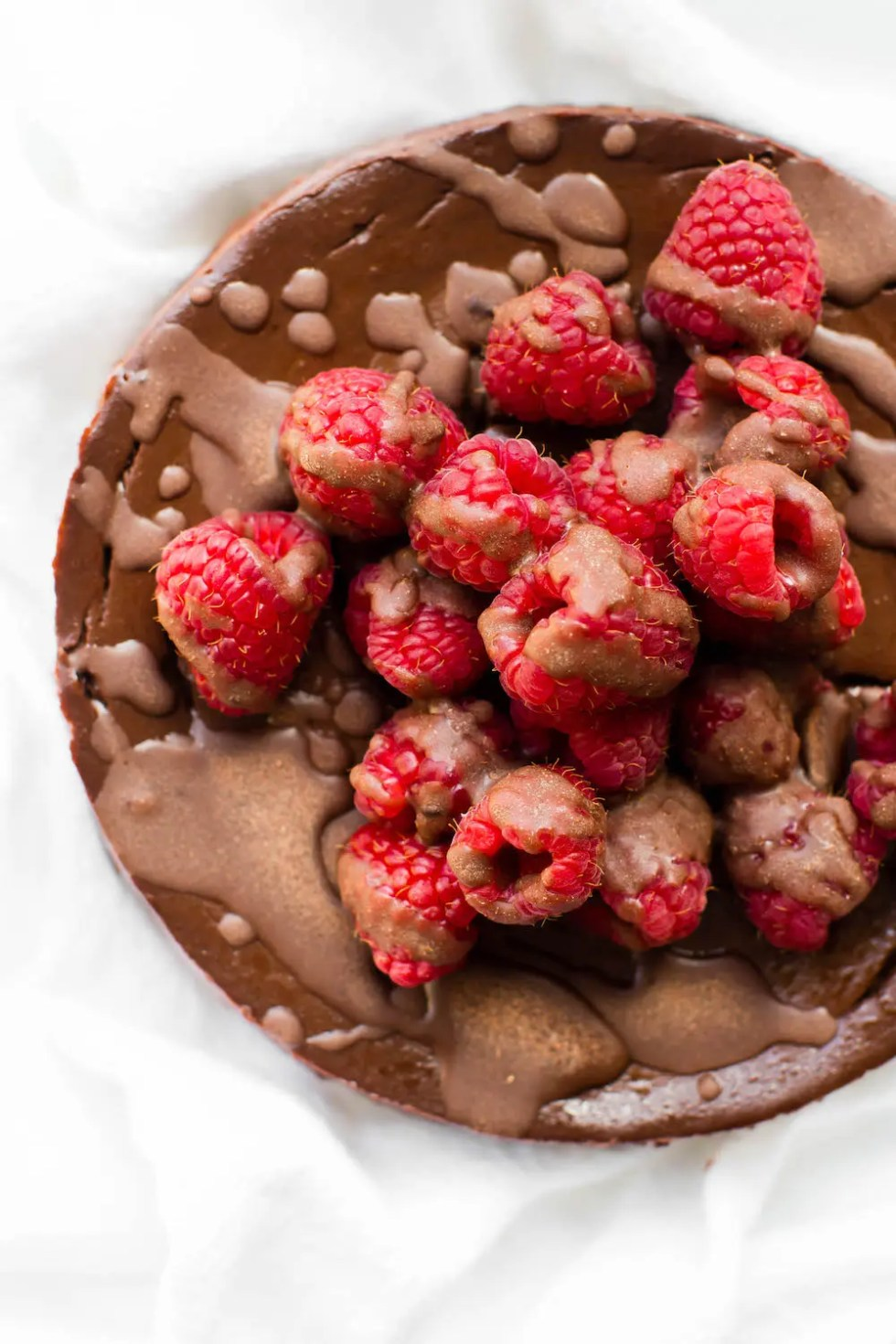Low fat chocolate mousse cake vegan gluten free for Non fat cake recipes