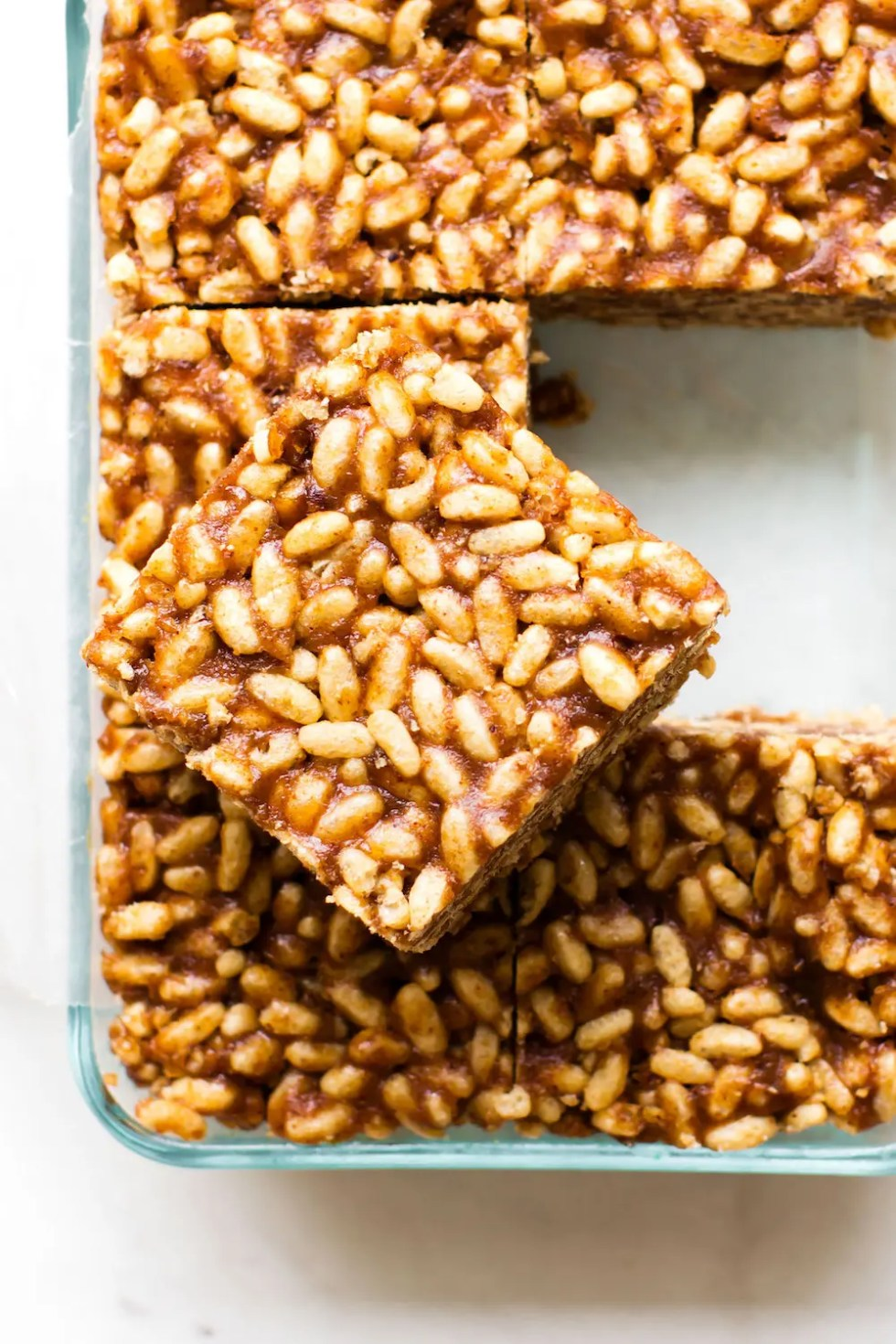 Date-Sweetened Vegan Rice Crispy Treats