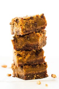 Pumpkin Pie Magic Cookie Bars