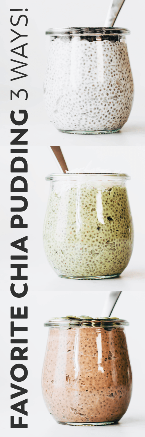 Favorite Chia Pudding