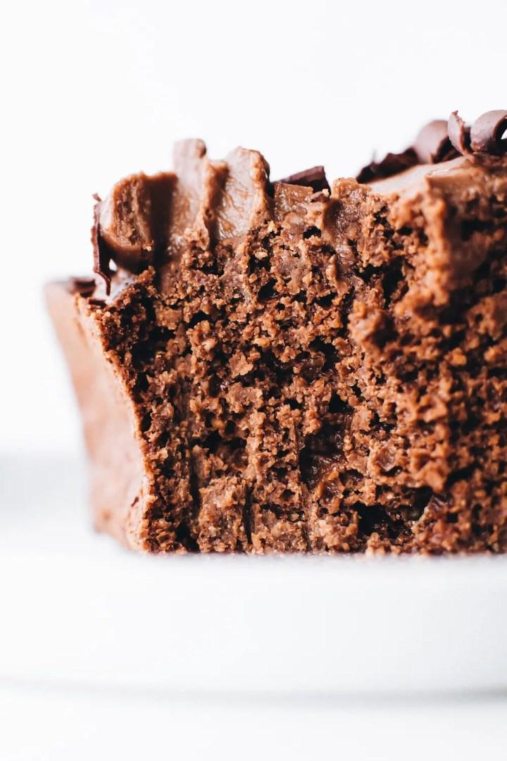 Gluten-Free Vegan Chocolate Cake