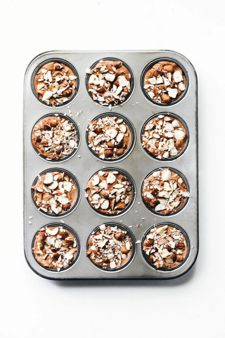 Chocolate Hazelnut Cream Cups (vegan + paleo)