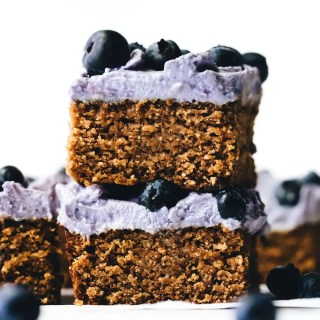 Grain-Free Tahini Cake