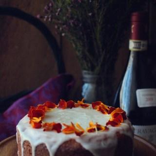 Grimms Fairy Tale Cake Petals
