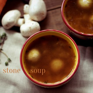 Feast of Fable Button Soup Wood Soup Nail Soup Reciipe