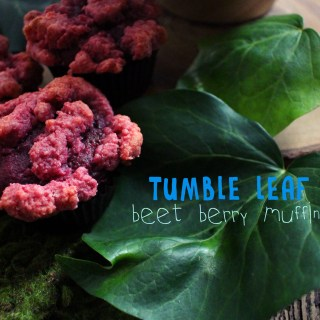 Amazon Prime Tumble Leaf Beet Berry Muffins Fig