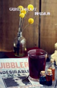 Deathly Hallows Luna Lovegood Drink Recipe