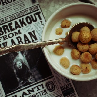 Harry Potter Cereal Great Hall Recipes Food From
