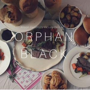 Orphan Black: Alison Hendrix's Victory Dinner Menu Recipe