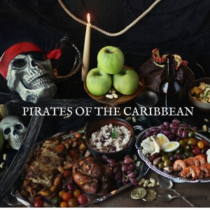Pirates of the Caribbean Feast