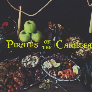 Food from The Pirates of the Caribbean