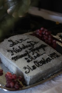 Sir Nick's Deathday Cake, Recipe from Harry Potter