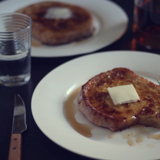 Recipe for Rum French toast from Mad Men