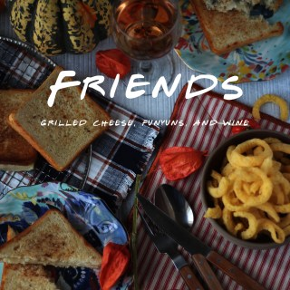 Friends: Thanksgiving Grilled Cheese and Funyuns