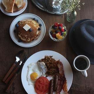 Bridge of Spies: Big American Breakfast