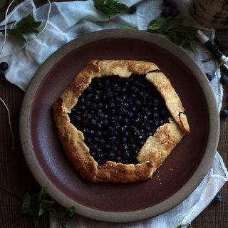 Game of Thrones: Sam's Blueberry Tart Recipe
