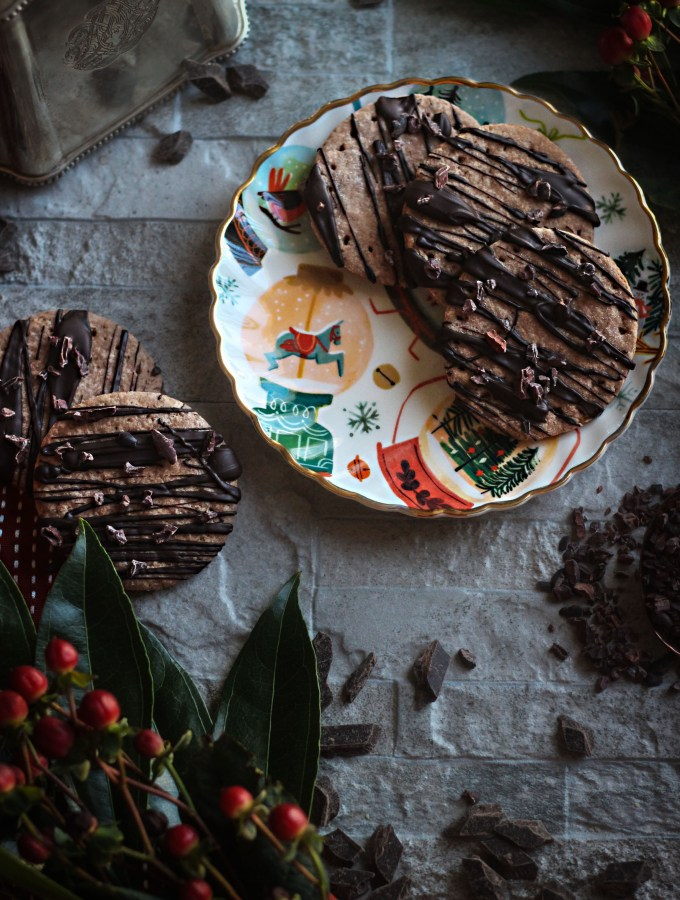 Love Actually: Prime Minister's Chocolate Biscuit Recipe