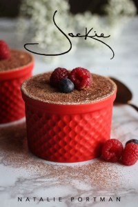 Jackie: Souffle Froid Au Chocolat Recipe