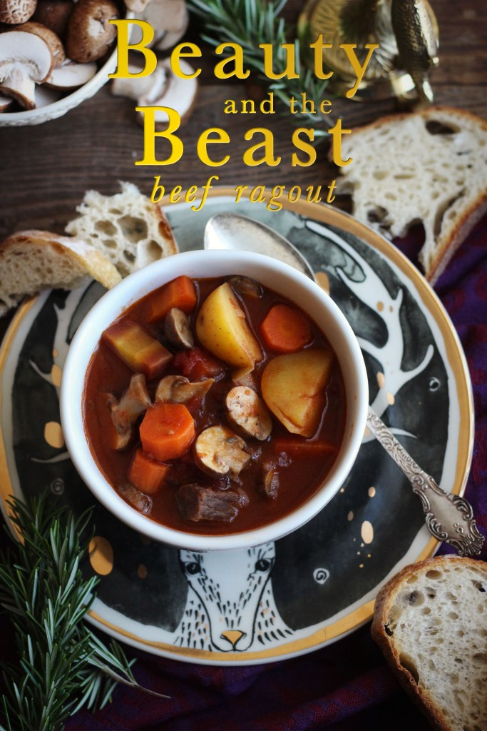 Beauty and the Beast: Beef Ragout Recipe