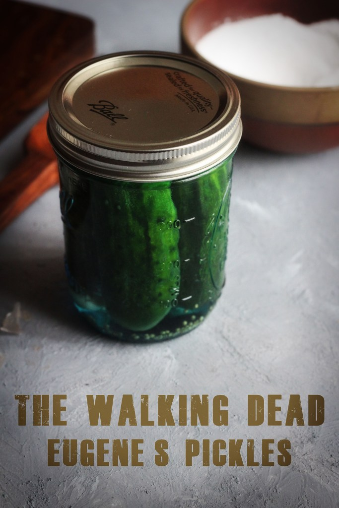 The Walking Dead: Eugene's Pickle Recipe