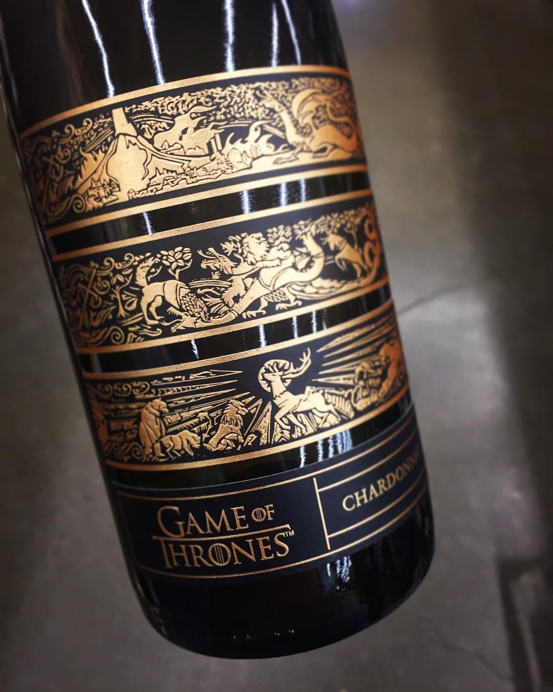 Game of Thrones wine!      gameofthroneshellip
