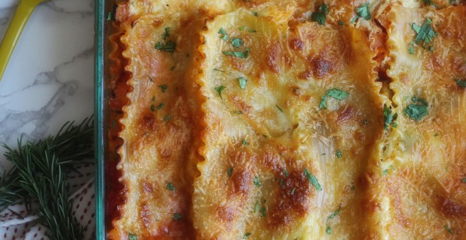 Big Little Lies: Vegetarian Lasagna