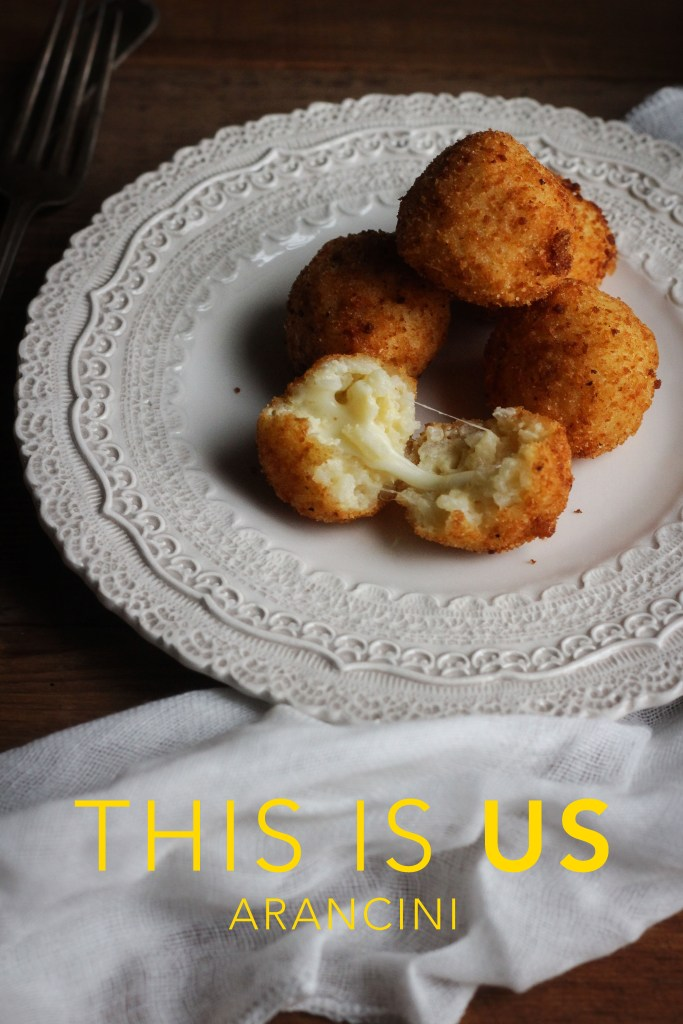 This Is Us: Arancini recipe