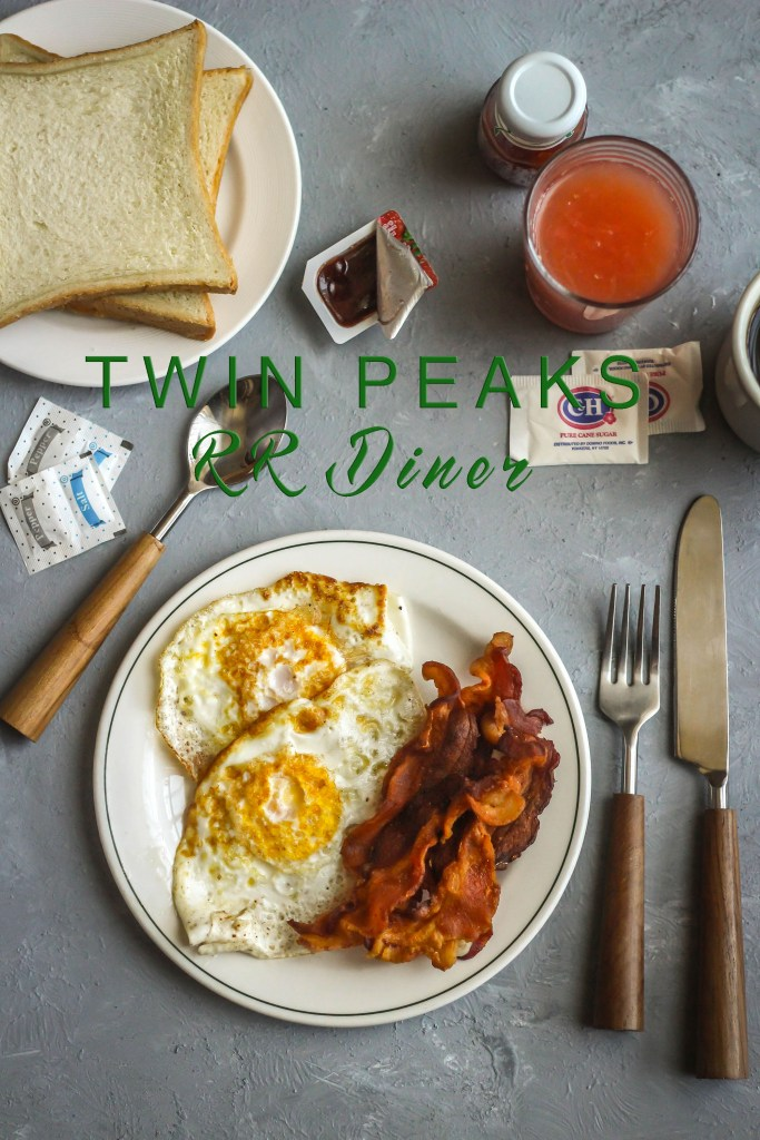 Twin Peaks: Eggs over Hard with Cremated Bacon Recipe