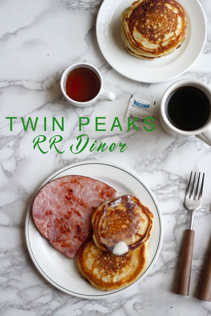 Twin Peaks: Griddle Cakes and Ham recipe