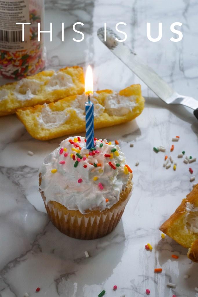 Brilliant This Is Us Jacks Birthday Muffin Feast Of Starlight Birthday Cards Printable Benkemecafe Filternl
