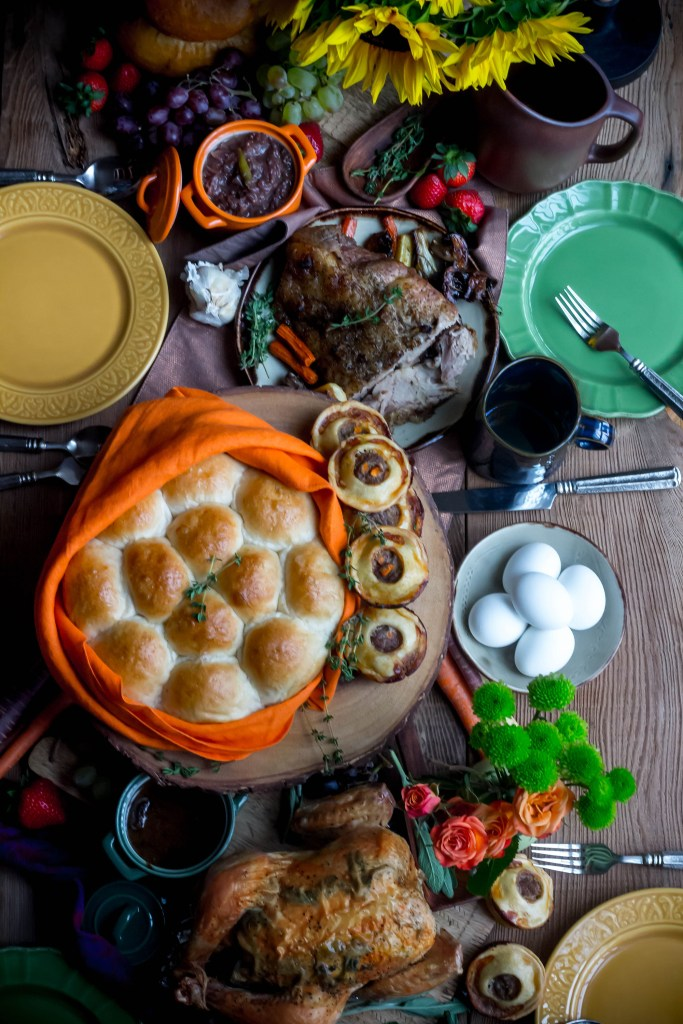 A Feast Fit For a Hobbit - Hobbit Day