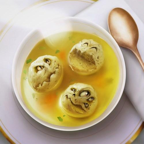 Hotel Transylvania: Monster Ball Soup recipe
