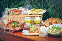 Gourmet Picnic