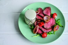 Rare Roasted Beef Fillet