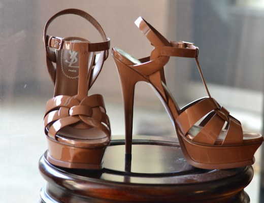 ysl nude patent tributes