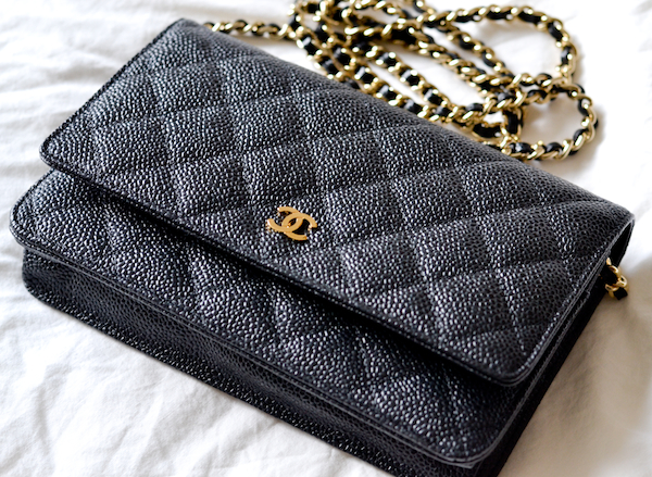 fee621a29bc8 Bag Review: Chanel Wallet on Chain | Feather Factor