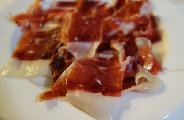 Tapeo Ham Sliced
