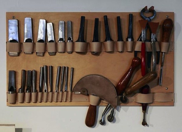 Beatrice's tools, image via SF Gate/Chronicle