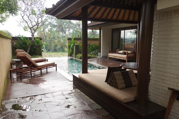 Chedi Pool 2