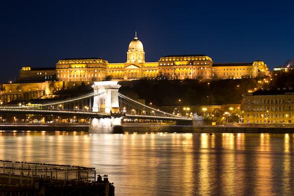 Budapest - Castle Night2
