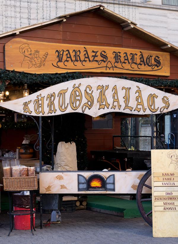 Budapest - Christmas Market