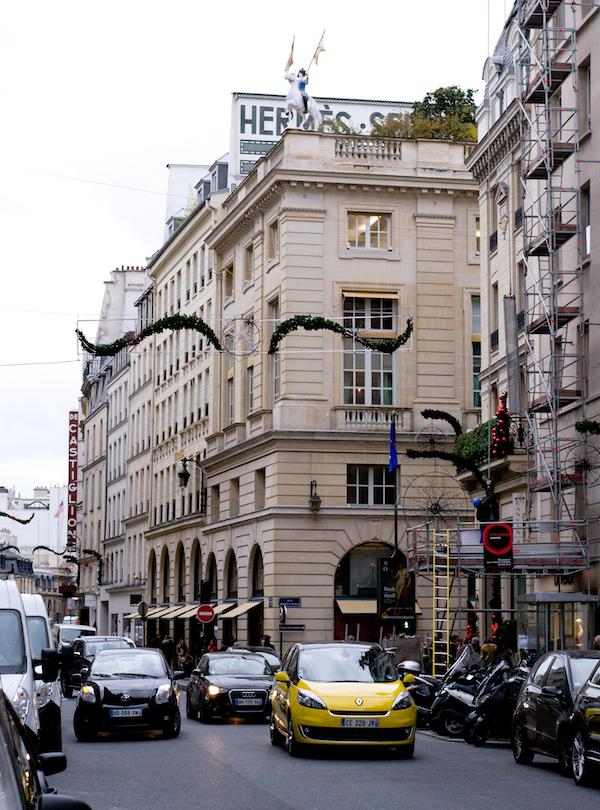 Paris - Hermes Sellier